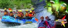 Rafting in Osttirol auf der Isel