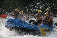 Rafting in Osttirol